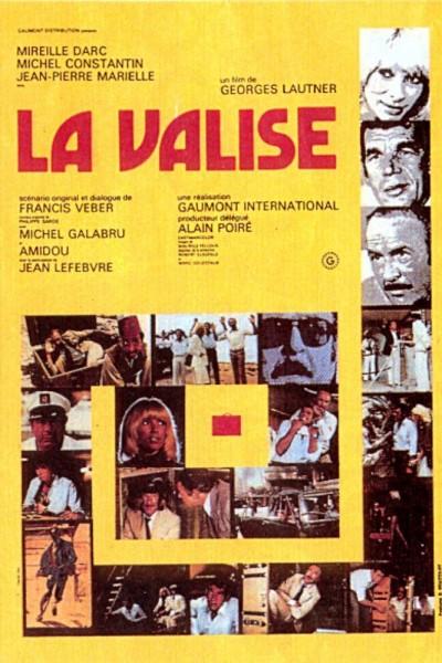 Caratula, cartel, poster o portada de La valija