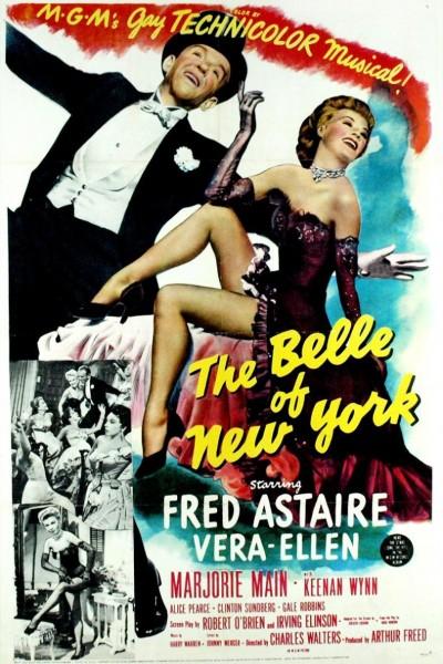 Caratula, cartel, poster o portada de The Belle of New York