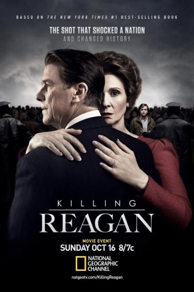Caratula, cartel, poster o portada de Killing Reagan