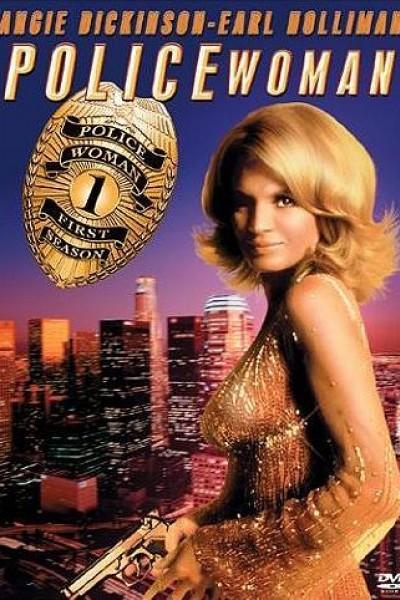 Caratula, cartel, poster o portada de La Mujer Policía