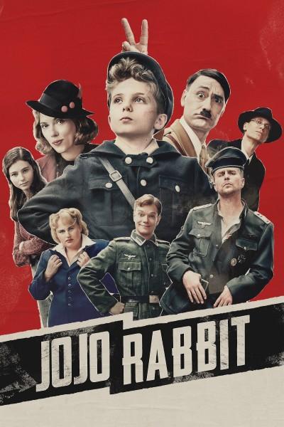 Caratula, cartel, poster o portada de Jojo Rabbit
