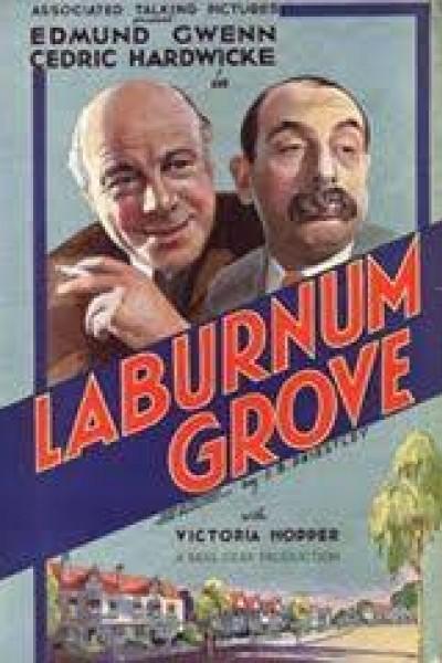 Caratula, cartel, poster o portada de Laburnum Grove