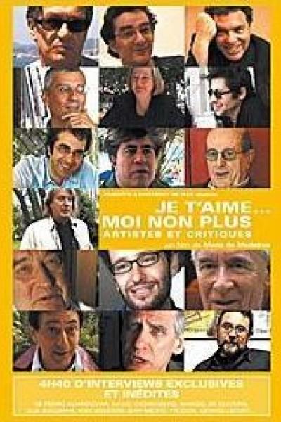 Caratula, cartel, poster o portada de Je t\'aime... moi non plus: Artistes et critiques