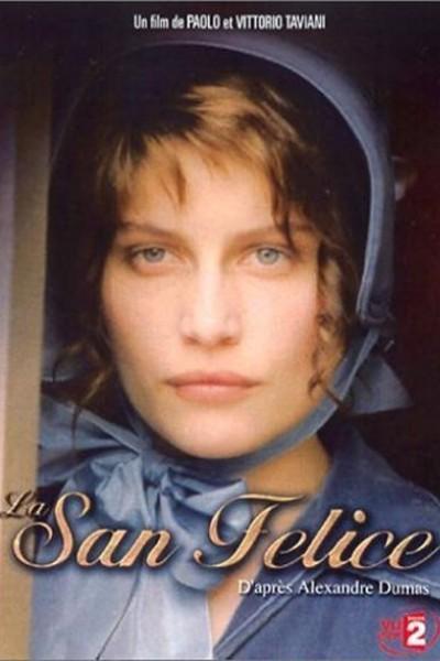 Caratula, cartel, poster o portada de Luisa Sanfelice