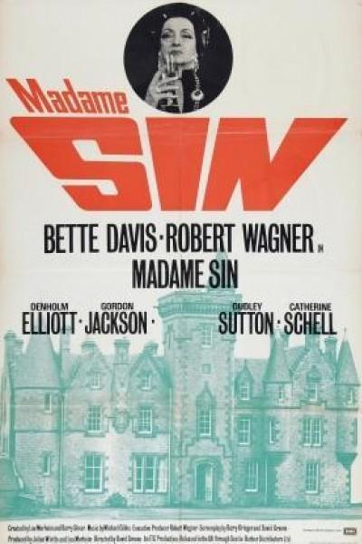 Caratula, cartel, poster o portada de El mundo extraño de Madame Sin