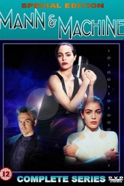 Caratula, cartel, poster o portada de Mann & Machine