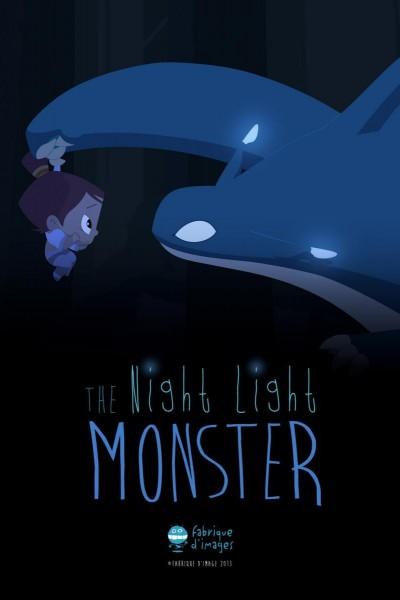 Caratula, cartel, poster o portada de The Night Light Monster