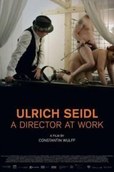 Caratula, cartel, poster o portada de Ulrich Seidl - A Director at Work