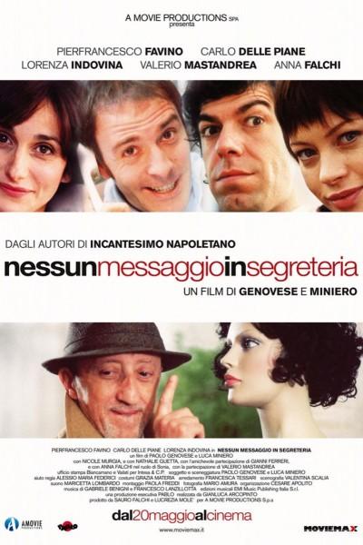 Caratula, cartel, poster o portada de Nessun messaggio in segreteria