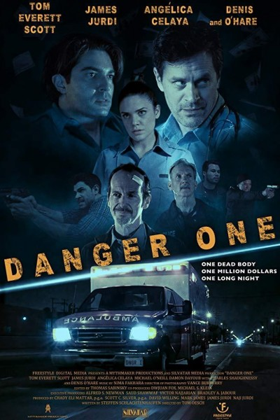 Caratula, cartel, poster o portada de Danger One