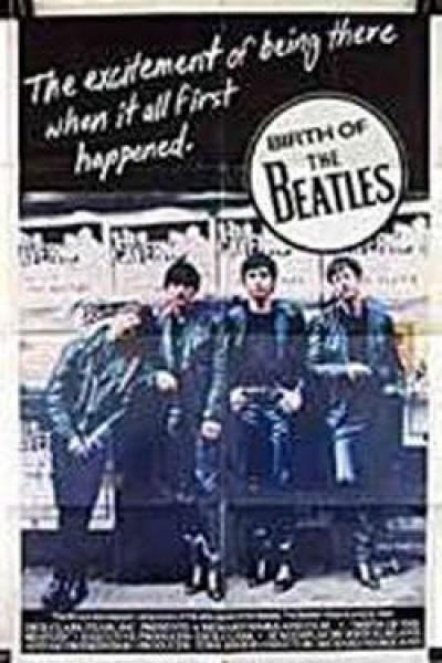 Caratula, cartel, poster o portada de El nacimiento de los Beatles