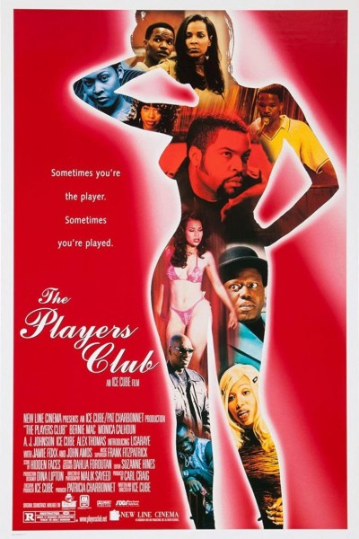 Caratula, cartel, poster o portada de El club de las strippers (The Players Club)