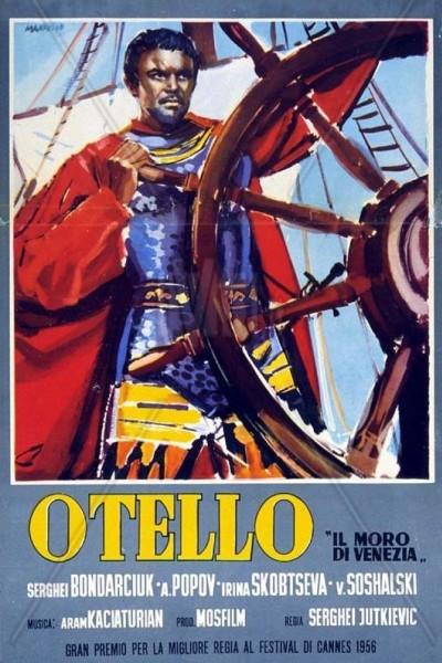 Caratula, cartel, poster o portada de Otelo