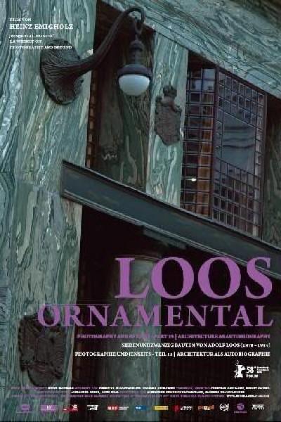 Caratula, cartel, poster o portada de Loos Ornamental