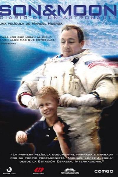 Caratula, cartel, poster o portada de Diario de un astronauta