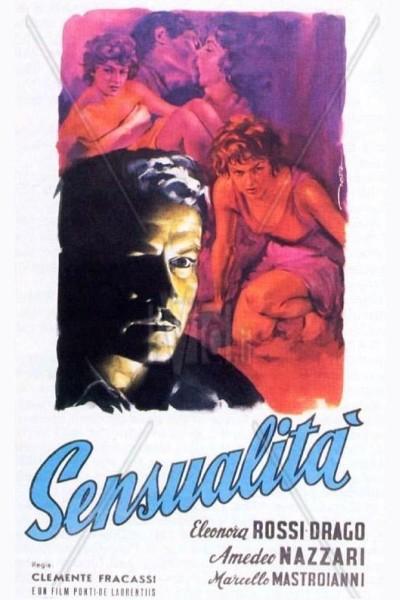 Caratula, cartel, poster o portada de Sensualità