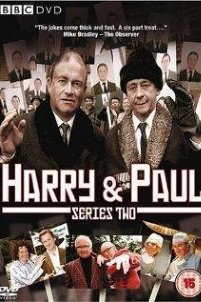 Caratula, cartel, poster o portada de Ruddy Hell! It\'s Harry and Paul