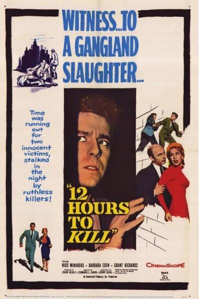 Caratula, cartel, poster o portada de Twelve Hours to Kill