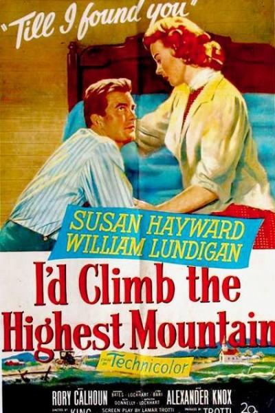 Caratula, cartel, poster o portada de Escalaré la montaña más alta