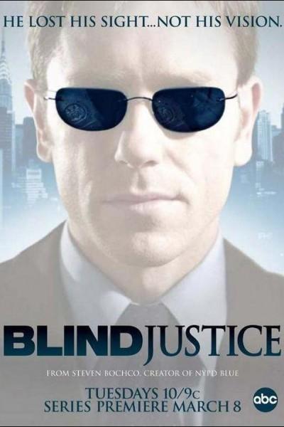 Caratula, cartel, poster o portada de Justicia ciega