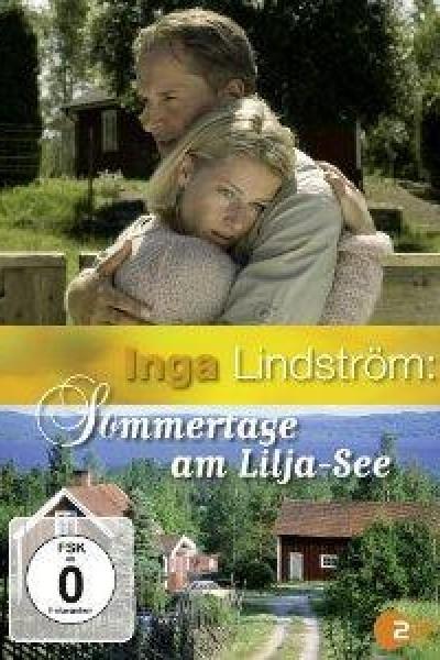 Caratula, cartel, poster o portada de Un verano en el lago Lilia