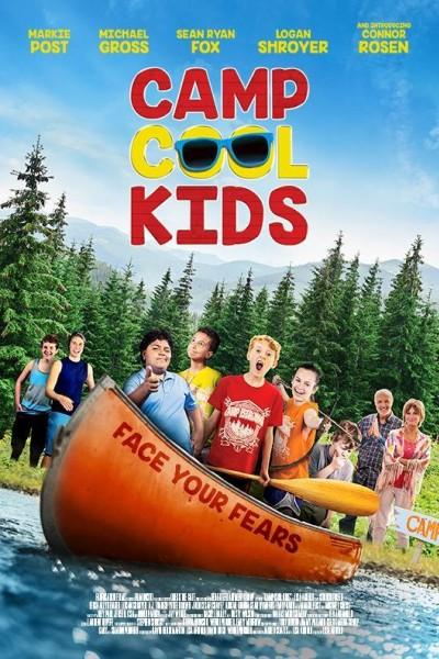 Caratula, cartel, poster o portada de Camp Cool Kids