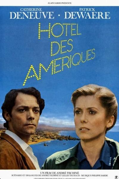 Caratula, cartel, poster o portada de El hotel de las Américas