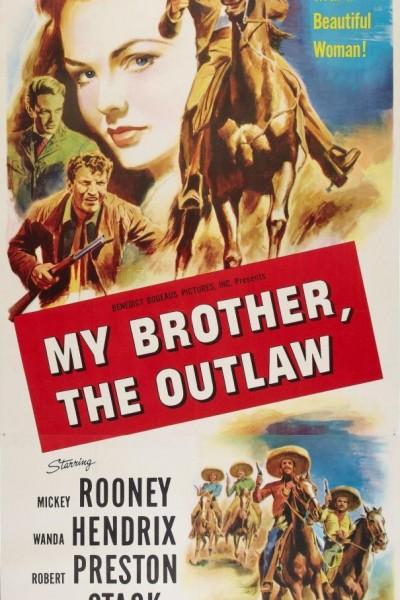 Caratula, cartel, poster o portada de My Outlaw Brother