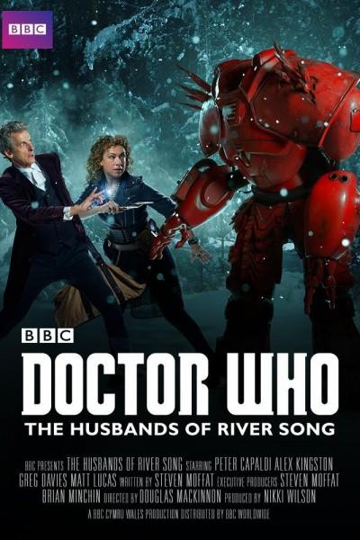 Caratula, cartel, poster o portada de Doctor Who: The Husbands of River Song