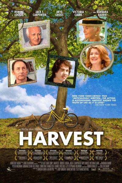 Caratula, cartel, poster o portada de Harvest