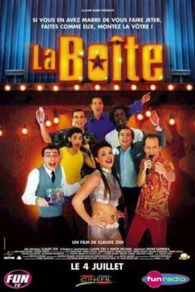 Caratula, cartel, poster o portada de La Boîte