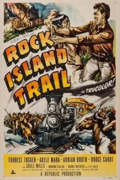 Caratula, cartel, poster o portada de Rock Island Trail