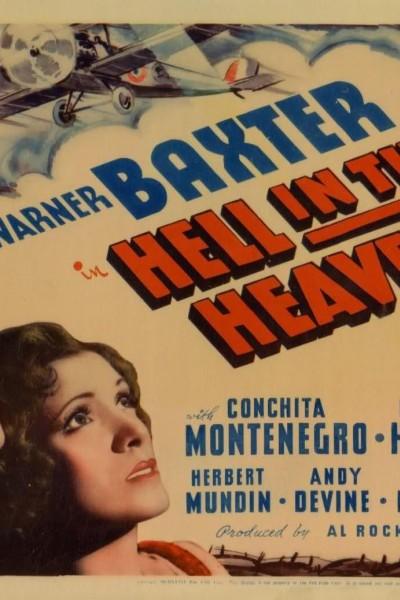 Caratula, cartel, poster o portada de Hell in the Heavens