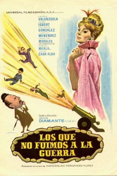 Caratula, cartel, poster o portada de Los que no fuimos a la guerra