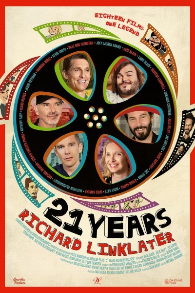 Caratula, cartel, poster o portada de 21 años: Richard Linklater
