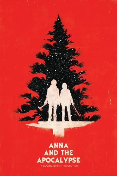 Caratula, cartel, poster o portada de Ana y el apocalipsis