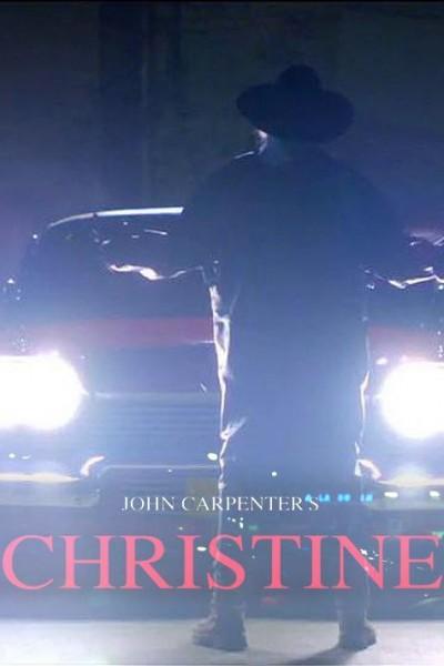 Caratula, cartel, poster o portada de John Carpenter: Christine (Vídeo musical)