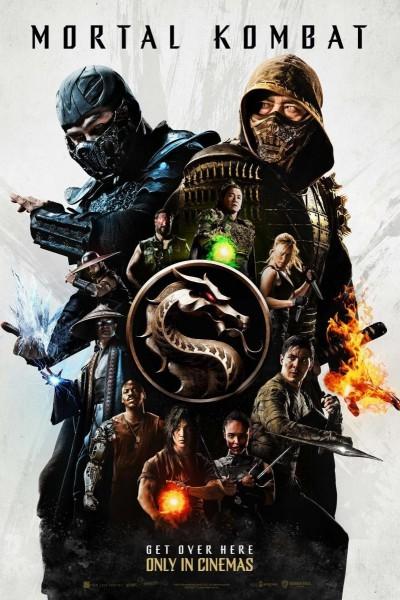 Caratula, cartel, poster o portada de Mortal Kombat