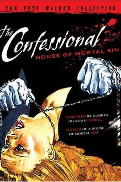 Caratula, cartel, poster o portada de La casa del pecado mortal