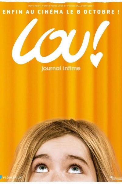 Caratula, cartel, poster o portada de El diario de Lou