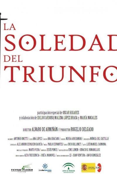 Caratula, cartel, poster o portada de La soledad del triunfo