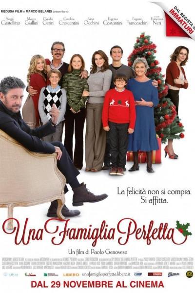 Caratula, cartel, poster o portada de Una famiglia perfetta