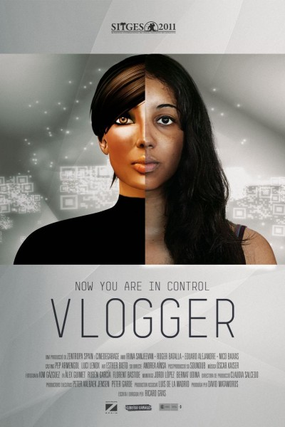 Caratula, cartel, poster o portada de Vlogger