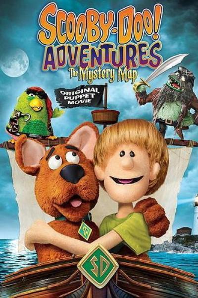 Caratula, cartel, poster o portada de Scooby-Doo! Adventures: The Mystery Map