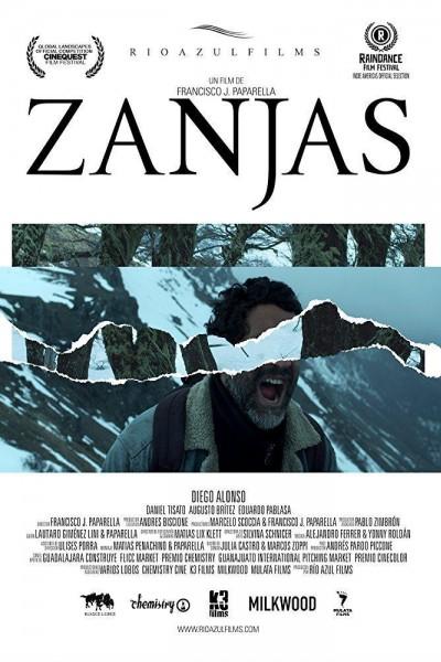 Caratula, cartel, poster o portada de Zanjas
