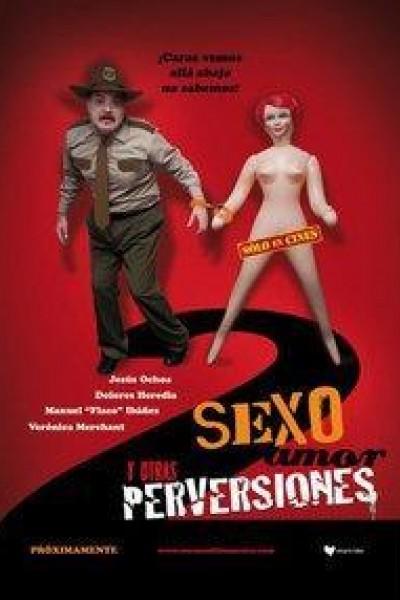 Caratula, cartel, poster o portada de Sexo, amor y otras perversiones 2