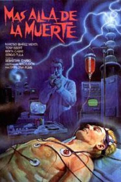 Caratula, cartel, poster o portada de Más allá de la muerte
