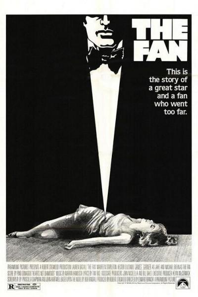 Caratula, cartel, poster o portada de El admirador (El Fan)