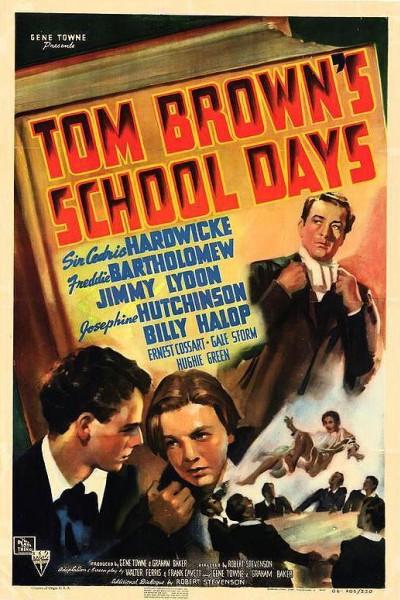 Caratula, cartel, poster o portada de Tomas Brown