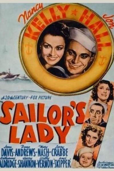 Caratula, cartel, poster o portada de Sailor\'s Lady